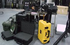 警用装备防护箱
